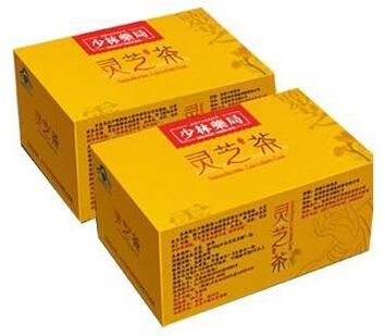 灵芝茶的主要作用